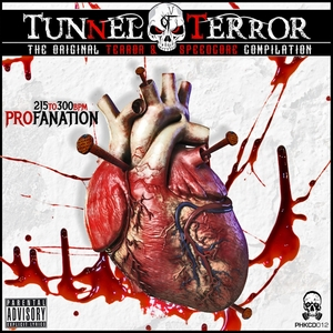 VARIOUS - Tunnel Of Terror/The Original Terror/Speedcore Compilation/Profanation