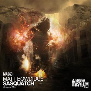 MATT BOWDIDGE - Sasquatch