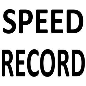 SPEEDMASTER - We Don't Run