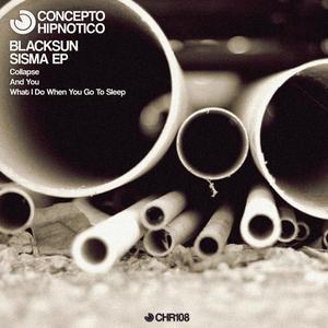 BLACKSUN - Sisma EP