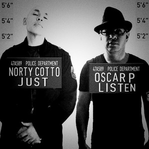 NORTY COTTO/OSCAR P - Just Listen