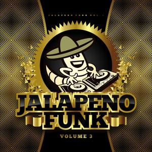 TREVOR MAC/VARIOUS - Jalapeno Funk Vol 3