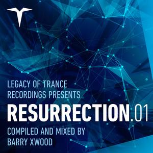 BARRY XWOOD/VARIOUS - Resurrection 01 (unmixed Tracks)