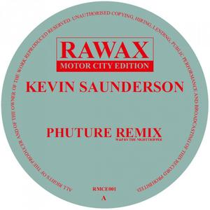 THE NIGHTTRIPPER - Phuture Remixes By Kevin Saunderson And Robert Hood