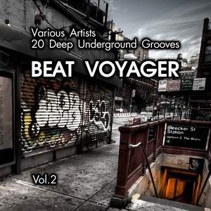 VARIOUS - Beat Voyager (20 Deep Underground Grooves) Vol 2