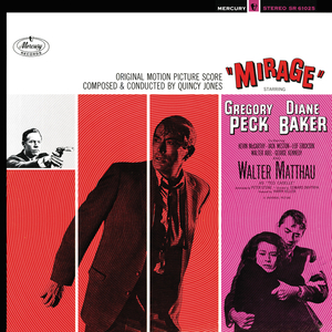 QUINCY JONES - Mirage (Original Motion Picture Score)