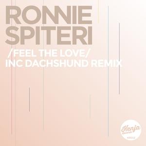 RONNIE SPITERI - Feel The Love