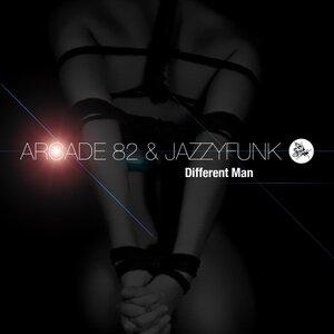 JAZZYFUNK/ARCADE 82 - Different Man