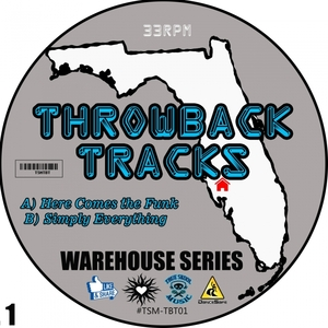 MIKEE MIX - Throwback Tracks: Warehouse Series Vol 1
