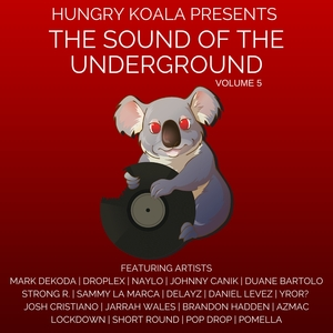 NAYLO/VARIOUS - Hungry Koala Presents: The Sound Of The Underground Vol 5 (unmixed tracks)