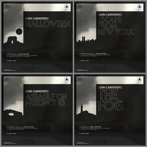 JOHN CARPENTER - Classic Themes Redux