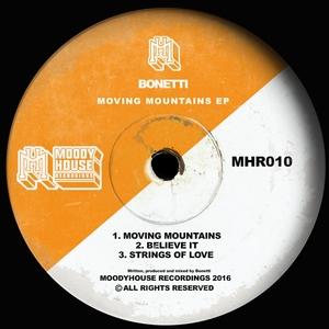 BONETTI - Moving Mountains EP