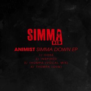 ANIMIST - Simma Down EP