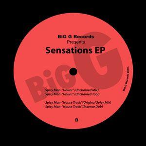 SPICY MAN - Sensations EP