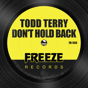 TODD TERRY - Don't Hold Back