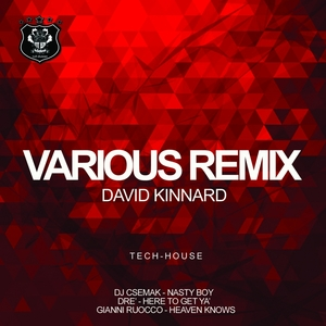DAVID KINNARD/DRE' (MT)/GIANNI RUOCCO - Various Remix