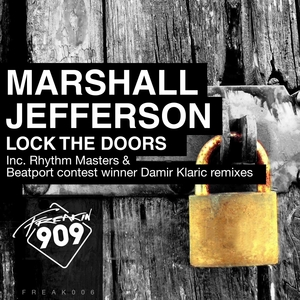 MARSHALL JEFFERSON - Lock The Doors (Remix Pack) Part 1
