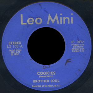 BROTHER SOUL - Cookies