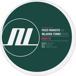 PACO MAROTO - Move EP