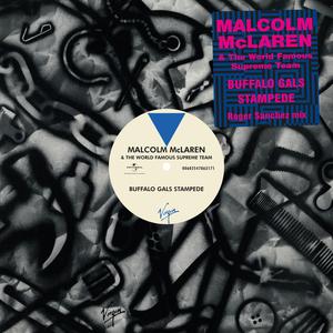 MALCOLM MCLAREN - Buffalo Gals Stampede