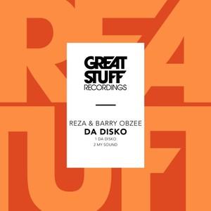 REZA & BARRY OBZEE - Da Disko