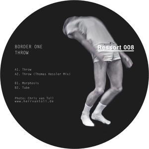 BORDER ONE & THOMAS HESSLER - Throw