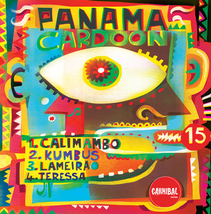 PANAMA CARDOON - Carnibal 015