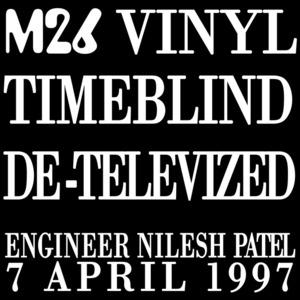 TIMEBLIND - De-Televized