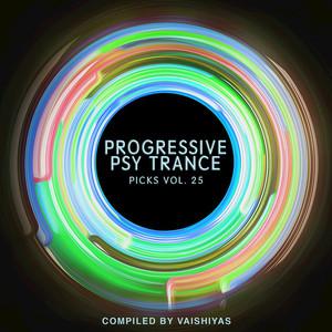 VARIOUS - Progressive Psy Trance Picks Vol 25