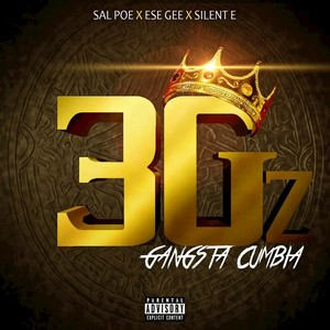 SALl POE feat ESE GEE/SILENT E - Gangsta Cumbia