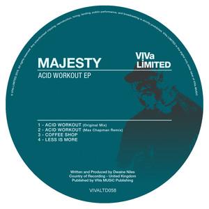 MAJESTY - Acid Workout EP