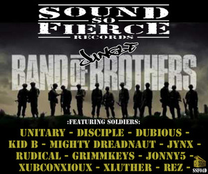 VARIOUS - Band Of Jungle Brothers