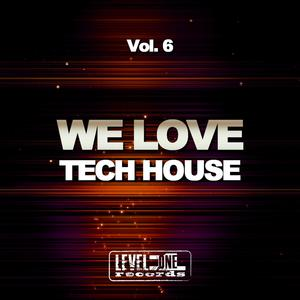 VARIOUS - We Love Tech House Vol 6
