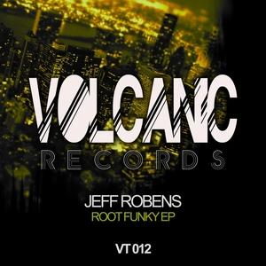 JEFF ROBENS - Root Funky