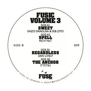 ENZO SIRAGUSA & SEB ZITO/RICH NXT/DAN LIVELY/ITTETSU - Fusic Vol 3