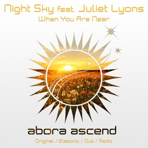 NIGHT SKY feat JULIET LYONS - When You Are Near