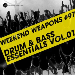 VARIOUS - Drum & Bass Essentials Vol 01