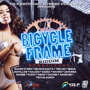 VARIOUS - Bicyle Frame Riddim Remastered