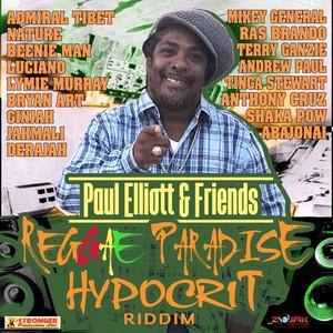 VARIOUS - Paul Elliot & Friends Reggae Paradise (Hypocrit Riddim)