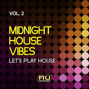 VARIOUS - Midnight House Vibes Vol 2 (Let's Play House)