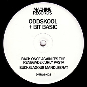 ODDSKOOL & BITBASIC - Back Once Again It's The Renegade Curly Pasta