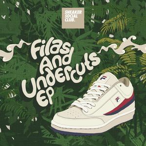 LUKE'S ANGER - Filas And Undercuts EP