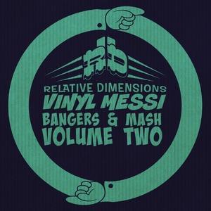 VINYL MESSI - Bangers & Mash Volume Two