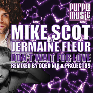 MIKE SCOT feat JERMAINE FLEUR - Don't Wait For Love