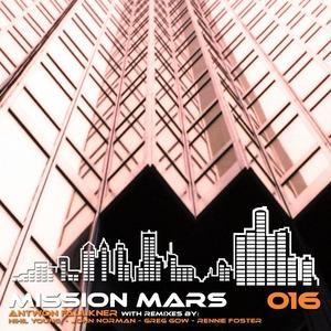 ANTWON FAULKNER - Mission Mars