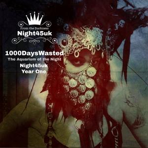 1000DAYSWASTED - The Aquarium Of The Night (Night45Uk Year One)