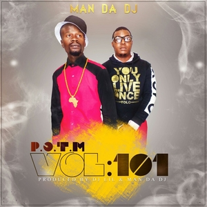 MAN DA DJ - POTM Vol 101: Party On The Moon
