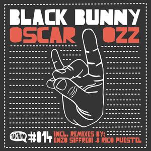 OSCAR OZZ - Black Bunny
