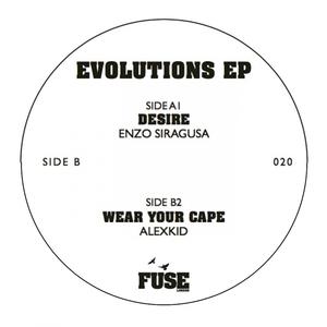 ENZO SIRAGUSA & ALEXKID - Evolutions EP