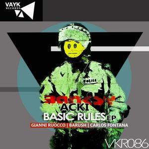 ACKI - Basic Rules EP